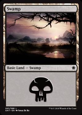 Basic Swamp